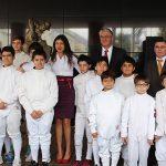 Antofagasta se prepara para recibir el Campeonato Sudamericano de Menores y Veteranos de Esgrima
