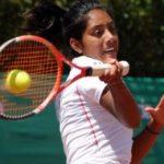 Daniela Seguel no pudo en su debut y se despidió del ITF 25 mil de Grado