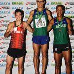 Carlos Díaz obtiene medalla de plata en Sudamericano de Milla en Calle