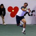 Fernando González cayó en su debut por el ATP Champions Tour de Monterrey