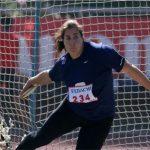Karen Gallardo e Iván López ganan las primeras medallas chilenas en el Sudamericano Adulto de Atletismo