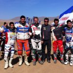 Esteban Smith e Ignacio Casale se coronan campeones del rally Desafío del Desierto