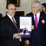 Presidente de la República recibió a delegación de la Odepa por Panamericanos 2019