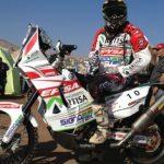 Pablo Quintanilla ganó primera etapa del Rally de Antofagasta