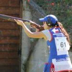 Francisca Crovetto obtuvo medalla de plata en el Grand Prix Italian Green Cup