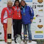 Francisca Crovetto ganó la medalla de oro en el Grand Prix de Francia