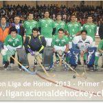 León Prado se coronó campeón de la Liga de Honor Varones del Hockey Patín