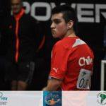 Alfonso Olave y Sebastián Román lograron medalla de plata en el Sudamericano Infantil y Juvenil