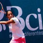 Daniela Seguel accedió al cuadro principal del ITF 25.000 de Grado