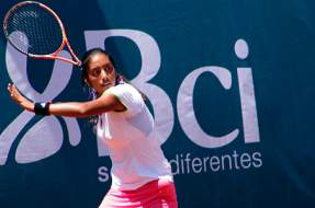 Daniela Seguel se instaló en las semifinales del ITF de Perigueux