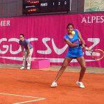 Daniela Seguel y Cecilia Costa cayeron en primera ronda del ITF de Koksijde