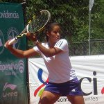 Camila Silva fue eliminada en semifinales del ITF de Villa Allende