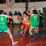 Los Leones, Castro y Puerto Varas lideran tras tres fechas la Liga Nacional de Básquetbol Femenino
