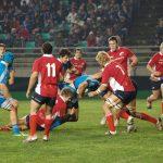 Chile no pudo ante Italia en la segunda jornada del Junior World Rugby Trophy