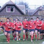 Chile se prepara para la definición por el tercer lugar del Junior World Rugby Trophy