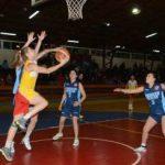 Deportes Castro y New Crusaders siguen al tope de sus grupos en la LNB Movistar Femenina
