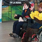 Preseleccionados paralímpicos de bochas trabajan con miras a Santiago 2014