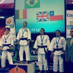 Antonieta Galleguillos logró medalla de bronce en el Continental Open de Judo en El Salvador