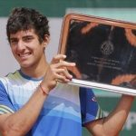 Christian Garín se consagró campeón de Roland Garros Junior