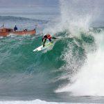 La 'Armada Nacional' se impone en la ola El Gringo en el Mundial de Surf en Arica