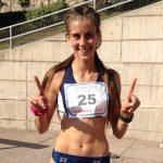 Isidora Jiménez clasificó al Mundial de Atletismo de Moscú con nuevo récord adulto en 200 metros planos
