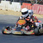 Asistencia récord de 122 pilotos tuvo nueva fecha del karting nacional
