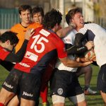 Old Boys y Old Johns hacen tablas en Concepción por Campeonato Chile ADO