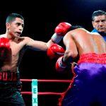 """Miguel """"Aguja"""" González se coronó campeón sudamericano de la categoría supermosca"""