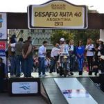"""""""Chaleco"""" López mantiene altas expectativas antes de largar el Rally Ruta 40 en Argentina"""