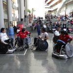 El rugby en silla de ruedas es una realidad en Chile