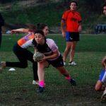 Este sábado finaliza la Liga de Touch Rugby