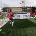Durante este fin de semana Concepción será sede de la Gira de Fútbol Calle