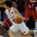 Chile pierde ante Canadá en segunda jornada del Premundial de Básquetbol U16 en Uruguay