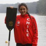 María José Maillard busca recursos para poder viajar al Campeonato Mundial de Canotaje en Alemania