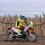 Claudio Rodríguez fue el mejor chileno en nueva jornada del Desafío Ruta 40