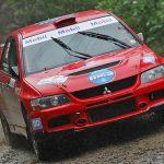 Ramón Torres tuvo una gran jornada en la tercera fecha del Rally Mobil