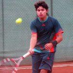 Jaime Galleguillos se instaló en el cuadro principal de Wimbledon Junior