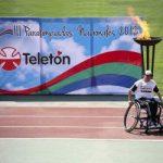 Teletón invita a sus IV Paralimpiadas Nacionales
