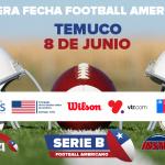 Temuco recibe el primer encuentro de la Serie B de la LCFA