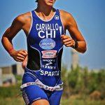 Valentina Carvallo logró el octavo puesto en el 70.3 de Buffalo Spring