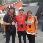 """Francisco """"Coco"""" Zurita y Camila Harambour triunfaron en el Mundial de BMX en Alemania"""