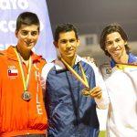 Víctor Aravena y Mauricio Valdivia lograron medallas de plata en el Sudamericano de Atletismo