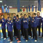 María José Jara cerró la participación chilena en el Mundial de Taekwondo