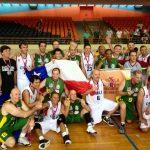 Selecciones chilenas de básquetbol lograron tres medallas en el Mundial Senior de Grecia