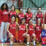 Chile jugará en el Grupo A del Sudamericano de Básquetbol Adulto Femenino