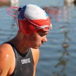Mahina Valdivia logró el puesto 45 en los 10K Aguas Abiertas del Mundial de Natación
