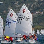 Chile no logró llegar a la final de las regatas por equipos en los OptiWorld 2013