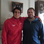 Sebastián Lazen ocupó el puesto 19 del lanzamiento de la bala en Mundial Atletismo Menores