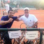 Robinson Méndez se titula campeón de dobles del German Open