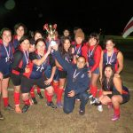 Cañoneras y Awka-Weche se coronaron campeones de sus categorías en el Torneo Juvenil VTR 2013